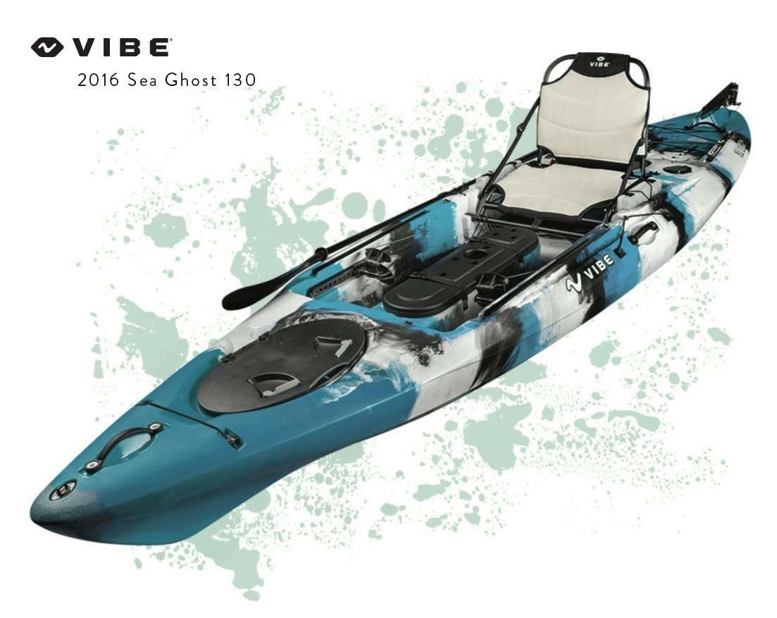 Vibe kayaks vibekayaks twitter for Vibe fishing kayak