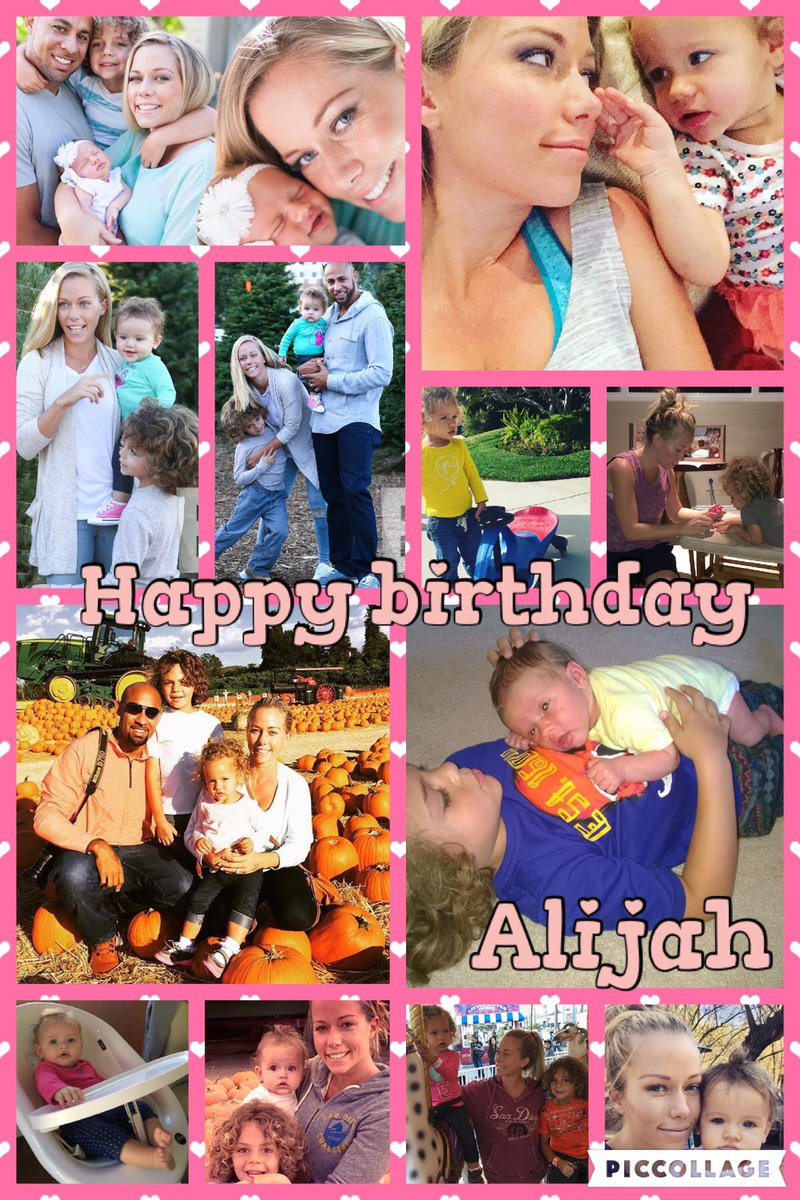 @KendraWilkinson made this for you and @TheHankBaskett & Alijah Happy Birthday Alijah ❤️ #HappyBirthdayAlijah https://t.co/icvJEPDITh