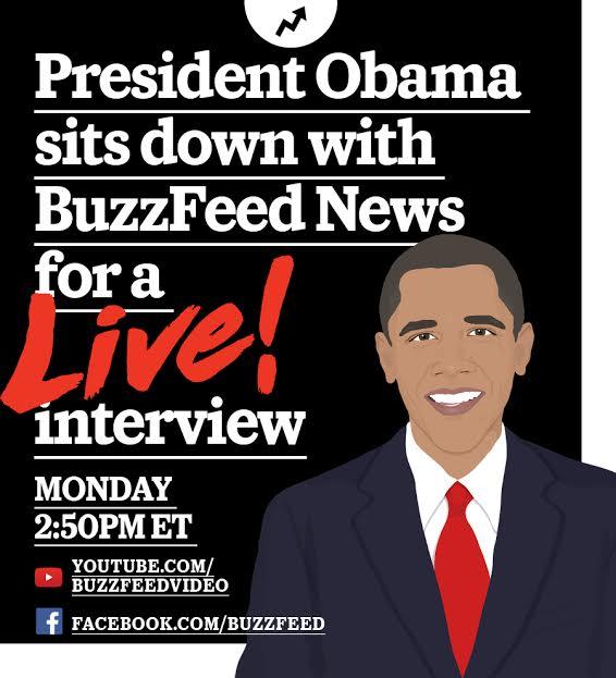 """BuzzFeed News On Twitter: """".@BuzzFeedNews Will Interview"""