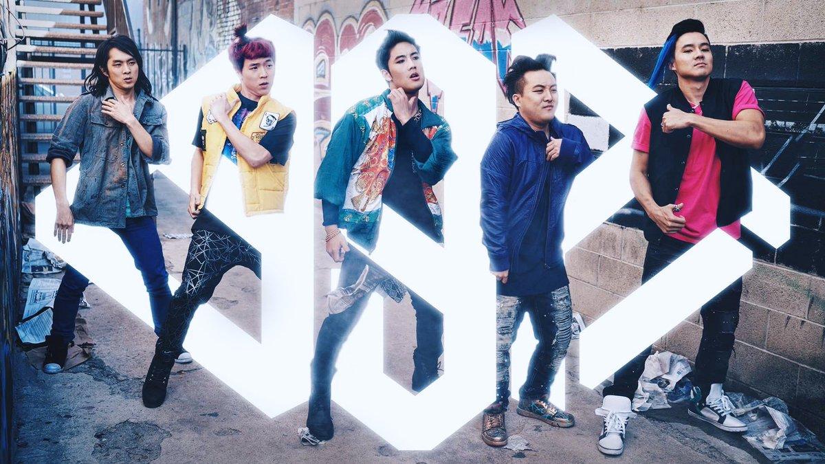 cic group new kgroup beat bts exo and bigbang random onehallyu