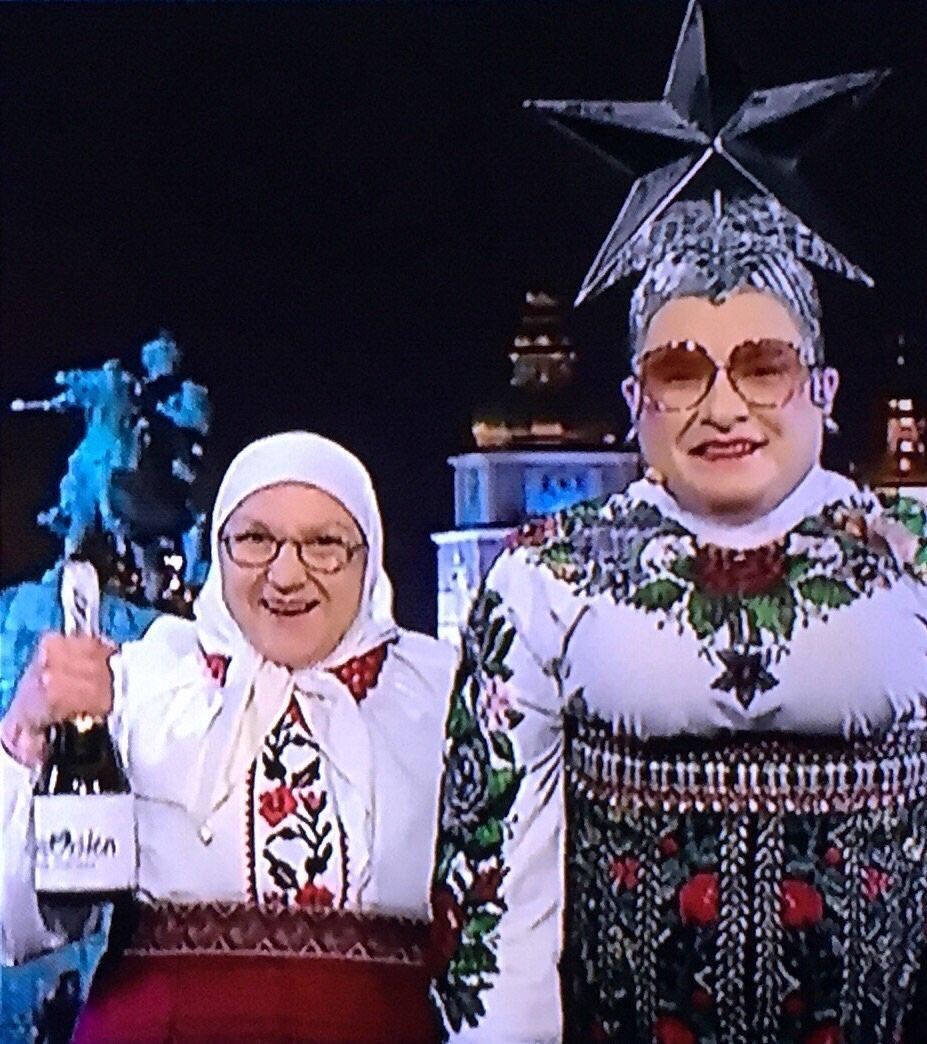 I hope this pair host #Eurovision next year https://t.co/dMispgFJO3