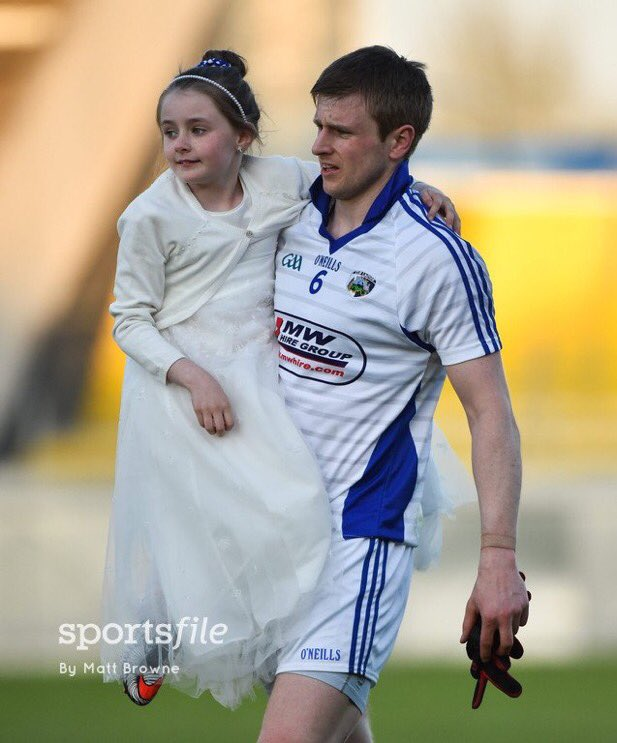 A quick dash from his daughters communion today to defeat Wicklow. All in a day's work for Mark Timmons https://t.co/1VJxCoxchy