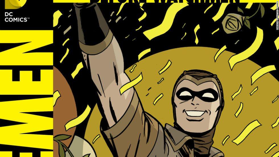 He drew Catwoman, Batman, Watchmen: Comic book artist Darwyn Cooke dies at 53, wife says. https://t.co/sf6kfzc6BN
