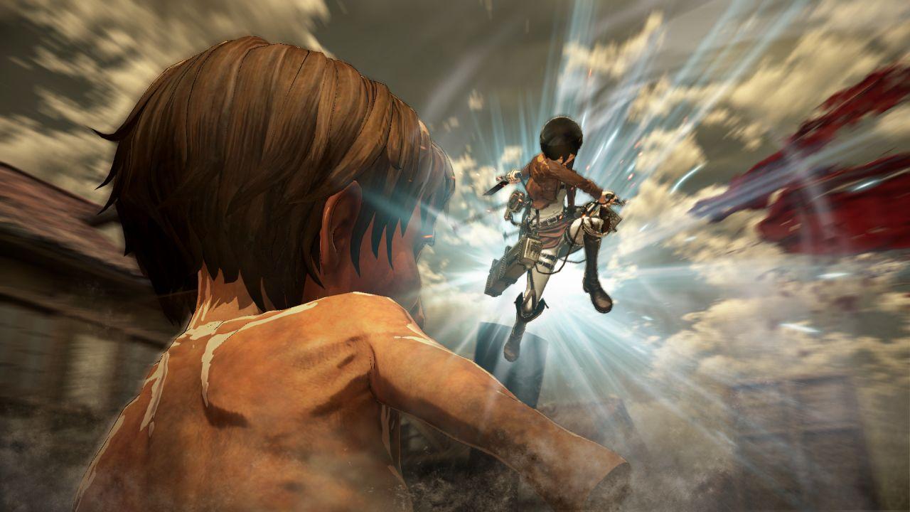 Attack on Titan Battle Footage, Pre-Order Bonuses & More Revealed 6