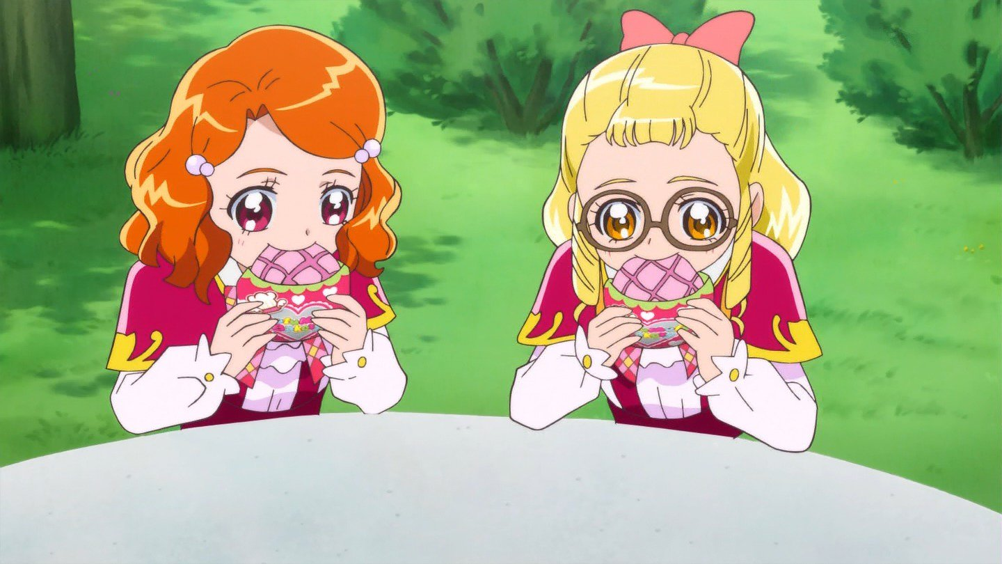 ボンクラーズ。 #precure  #tvasahi https://t.co/ITnlfuYahM