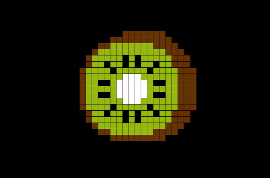 Brik Pixel Art On Twitter Now Available New Pixelart Template