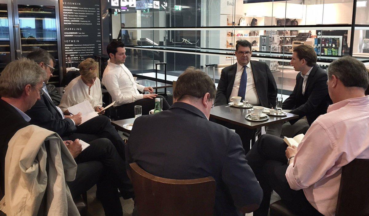 Gem. mit Vertretern der #IKG unterwegs nach #Israel. Freu mich auf die Begegnungen in Tel Aviv, Jerusalem &Ramallah! https://t.co/me0vUb2rYj