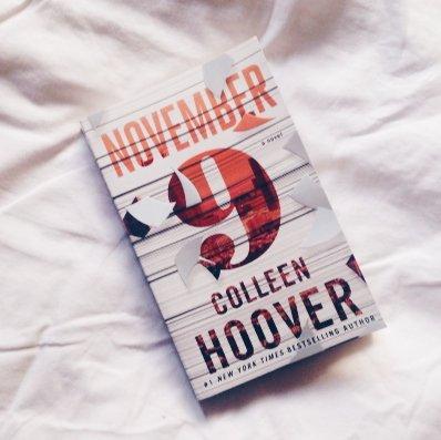 39. November 9, Colleen Hoover. https://t.co/sXquKbhpq5