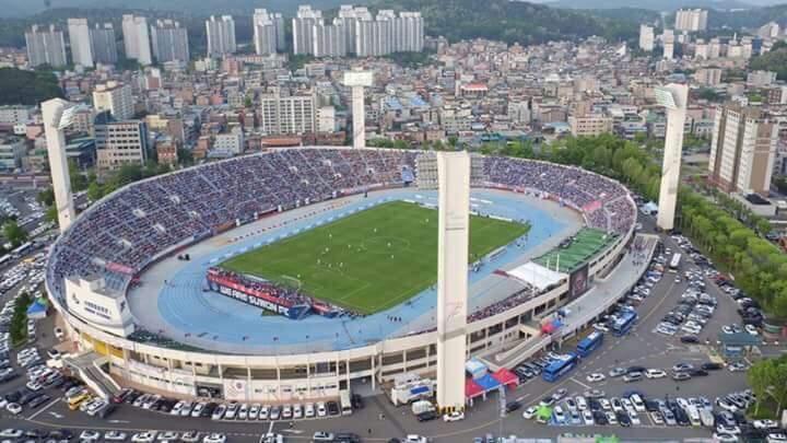 RT @KORFootballNews: Suwon Samsung beat Suwon FC 2-1 in the historic first Suwon derby game yesterday. https://t.co/ZklNmosweL
