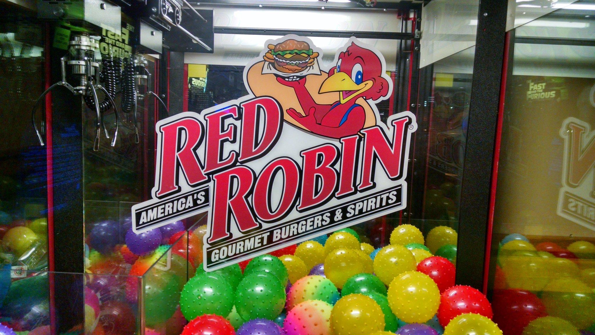 Red Robin Yummmm!!! #RedRobin #burgers #BobsBurgers https://t.co/BlMfEhDqck