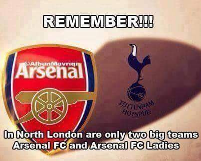 To all the arsenal fans, You must be loving this
