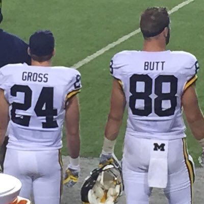 Image result for michigan butt picture gross