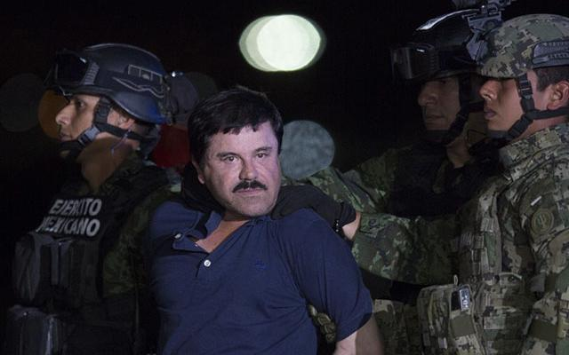 Mexican Judge Approves Extradition of El Chapo to US