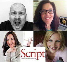 Thumbnail for Marcus Casadei @markliterally #Scriptchat Transcript May 15th Talking New Landscape for Screenwriters