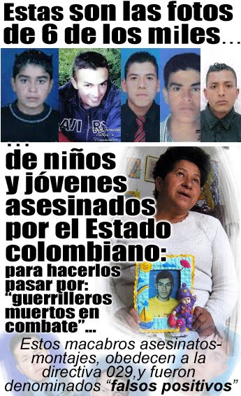 Colombia es el país del hemisferio occidental donde mayores violaciones de los derechos humanos se acometen https://t.co/QBy6Q65teu