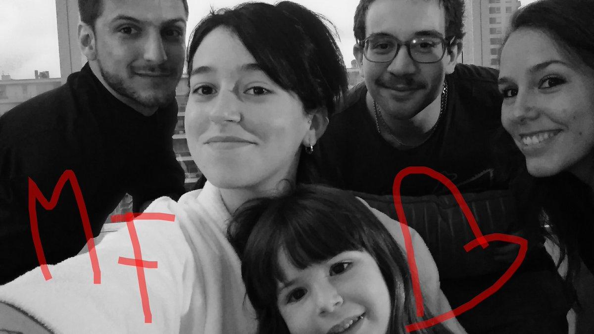Este equipo se prepara!!! 💗💗💗 @FranCanosa @Nicotorca @MariSiciliani Margui. #MF2016