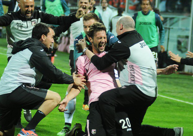 Serie A TIM ultima giornata: Udinese-Carpi 1-2 e Palermo-Verona 3-2, Carpi in Serie B, Palermo Salvo