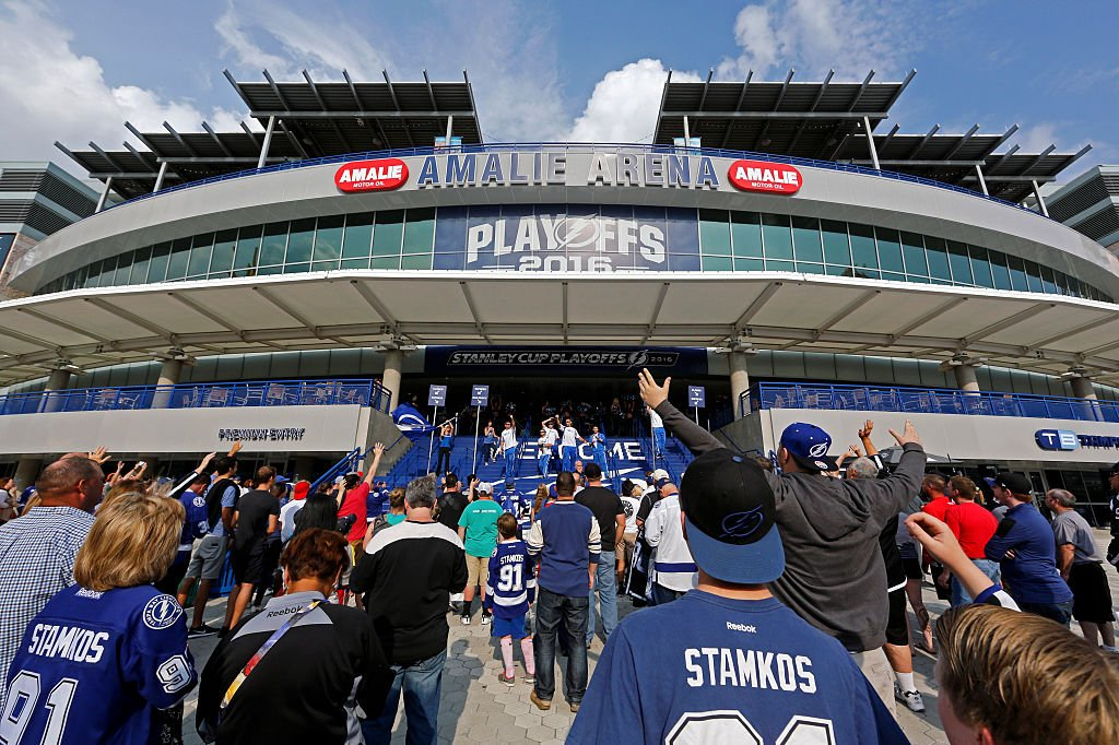 Lightning to host watch party on Ford Thunder Alley for game 2