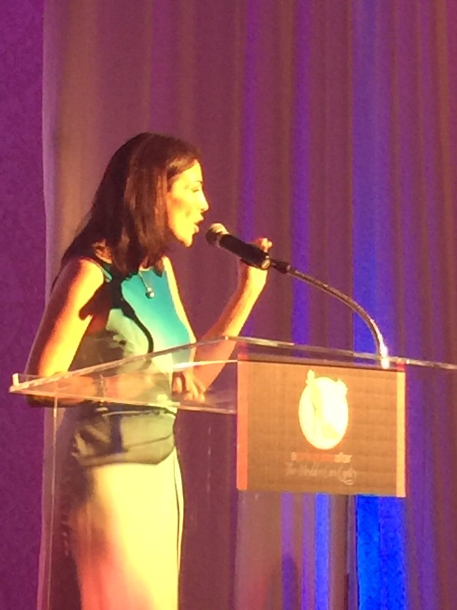 Congrats @gteissier Corporate Champion Award honored #PinkPump #autism #fighter https://t.co/mmrphQqwoJ