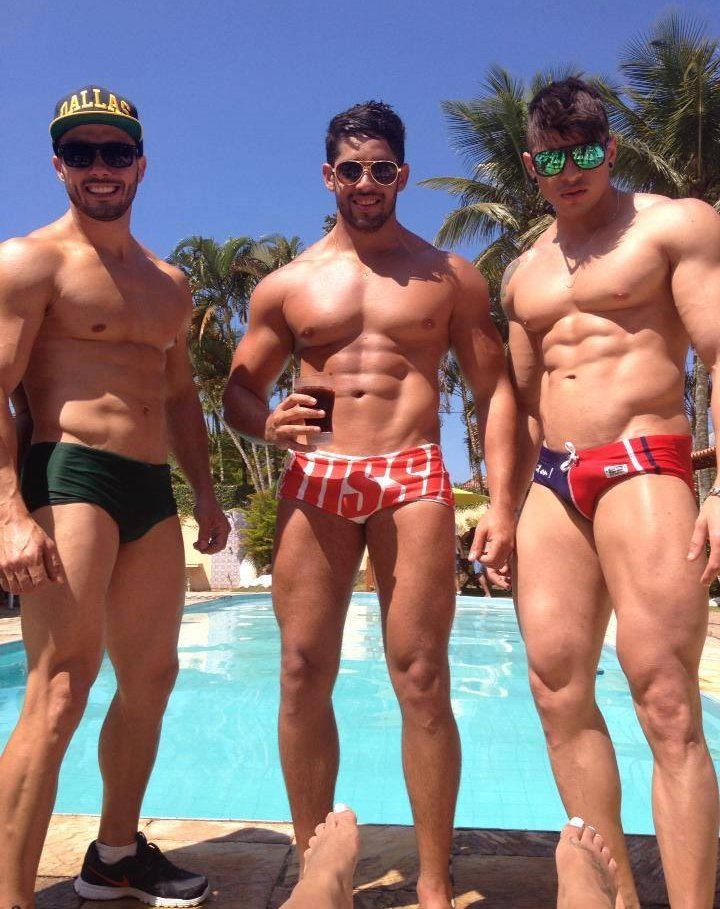 hot miami guys