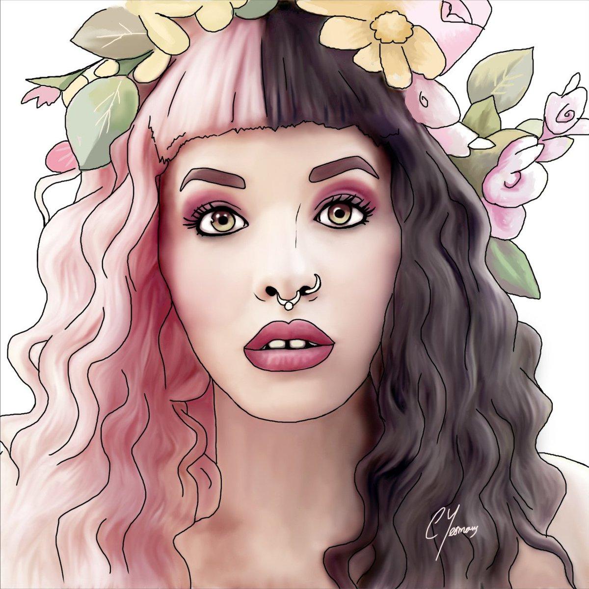 Melanie Martinez On Twitter Desenhos Em Homenagem A Melanie
