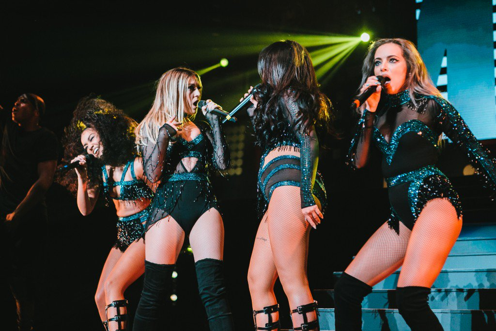 Little Mix >> Get Weird World Tour CiiUNHQU4AAuHvY