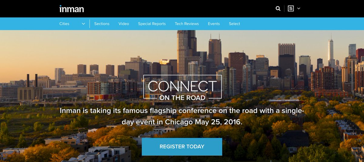 This lineup is why you need to be at Connect on the Road Chicago May 25th https://t.co/VXuxoLB0gG #COTR #inman https://t.co/WGzAdtGCmg