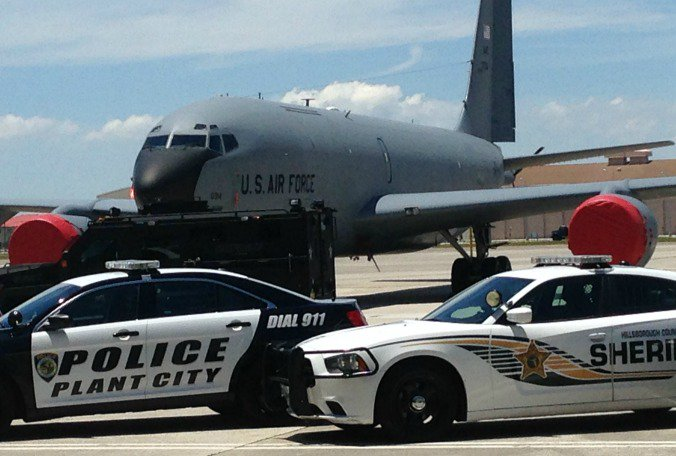 MacDill AFB honors law enforcement for National Peace Officers Week