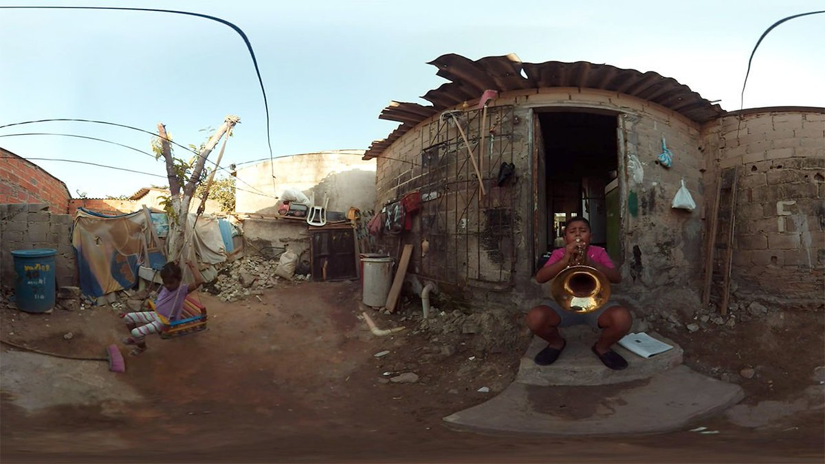 Why Toms Shoes And AT&T Are Taking A Virtual Reality Trip To Colombia