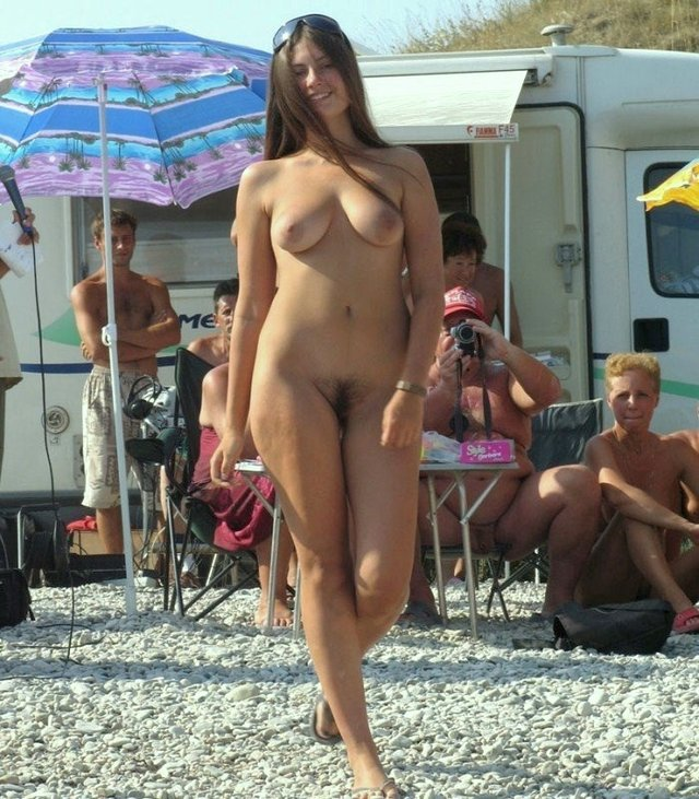 The Nudist pageant blogspot pussy looks