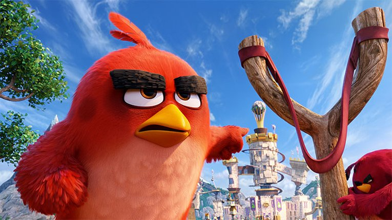 Angry Birds Movie Takes The Top Spot At Box Office 1