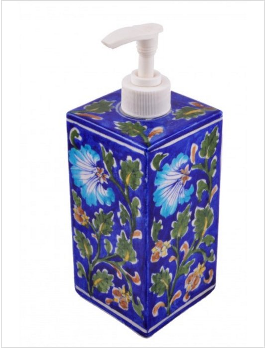 Beautiful Transformation Of Pottery Into Amazing Handwash Pumps Bluepottery Jaipur Https Goo Gl Ul7amz Pic Twitter Blewfno3kw