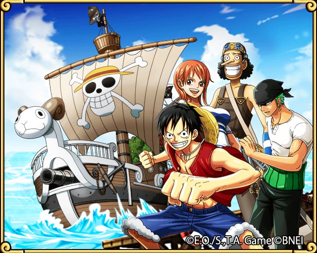 Found a Transponder Snail! Candid shots of the Straw Hats on their new ship! https://t.co/eXjFAoApyM #TreCru https://t.co/F5VexAUigP