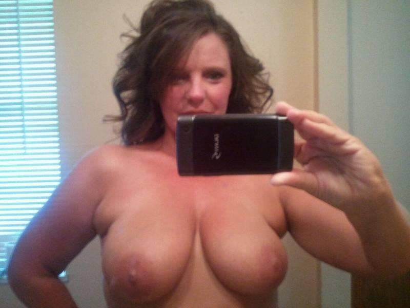 Nude Selfie 5395