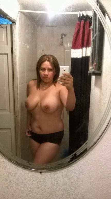 Nude Selfie 5433