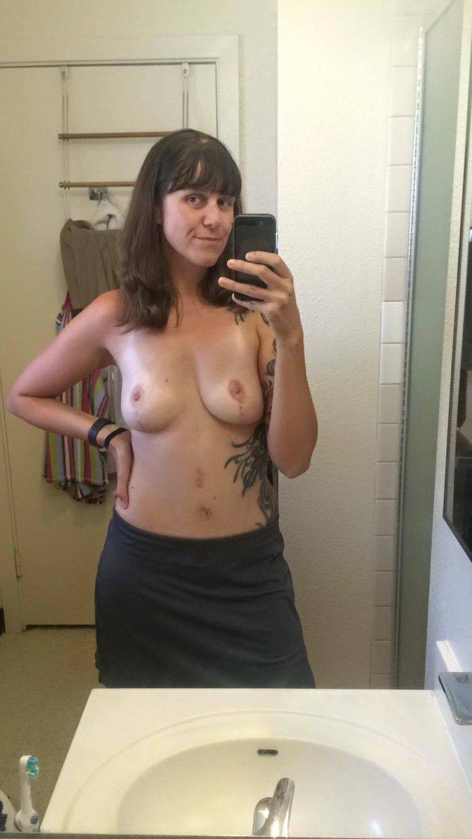 Nude Selfie 5450