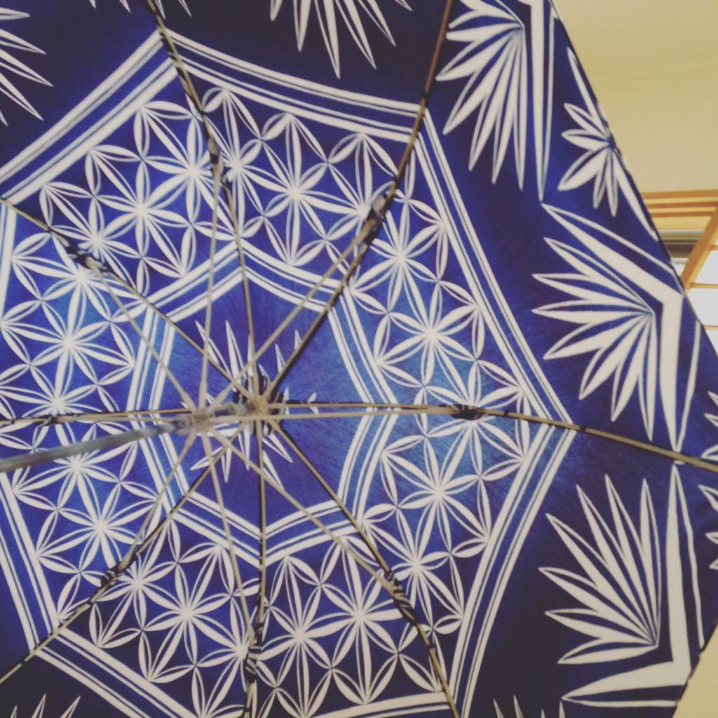 江戸切子柄の日傘を買った https://t.co/n9385YQZDr https://t.co/2zpmefFnWO