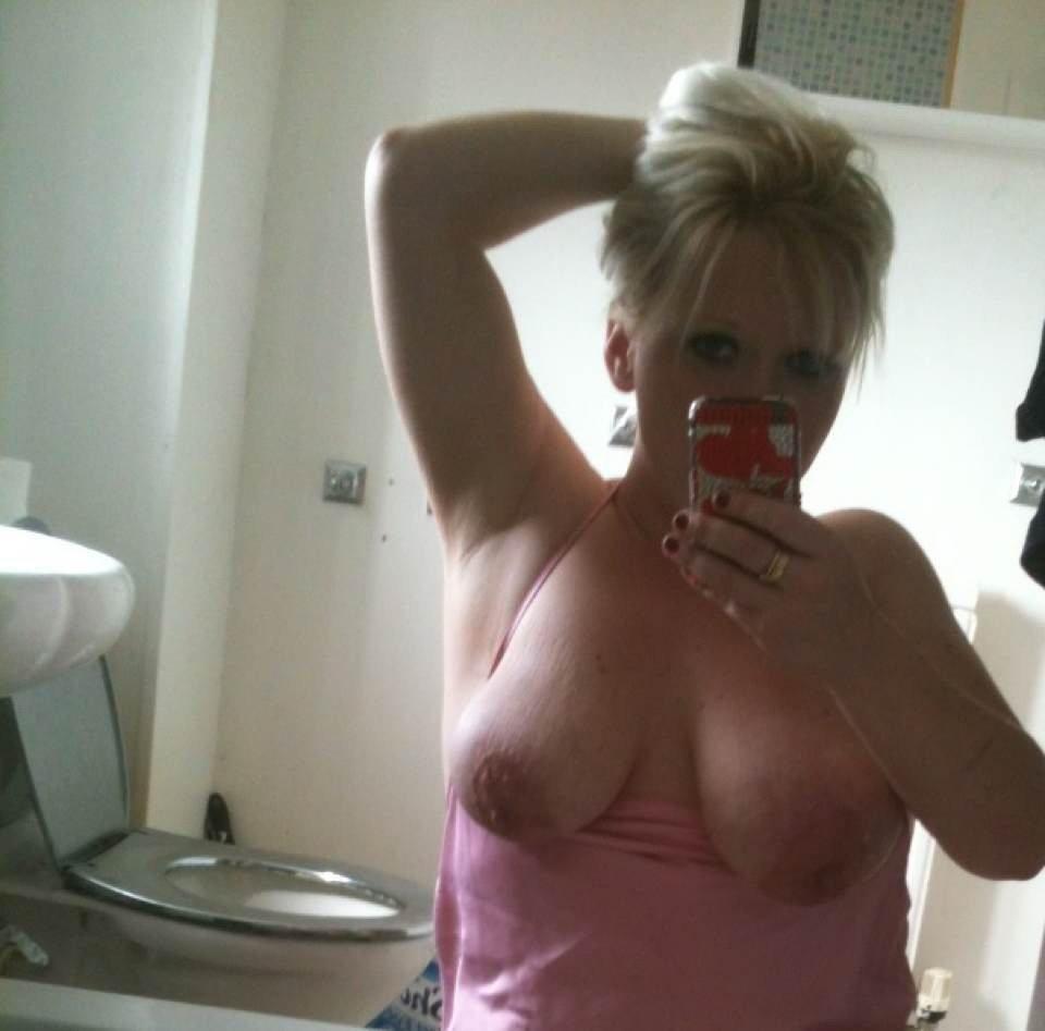 Nude Selfie 5477