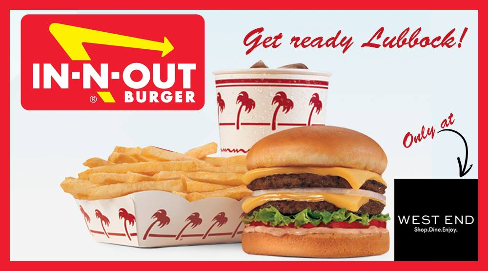 In-N-Out Burger coming to West End Center in Lubbock https://t.co/sRZd30MmzY https://t.co/iHWRkFIEMA
