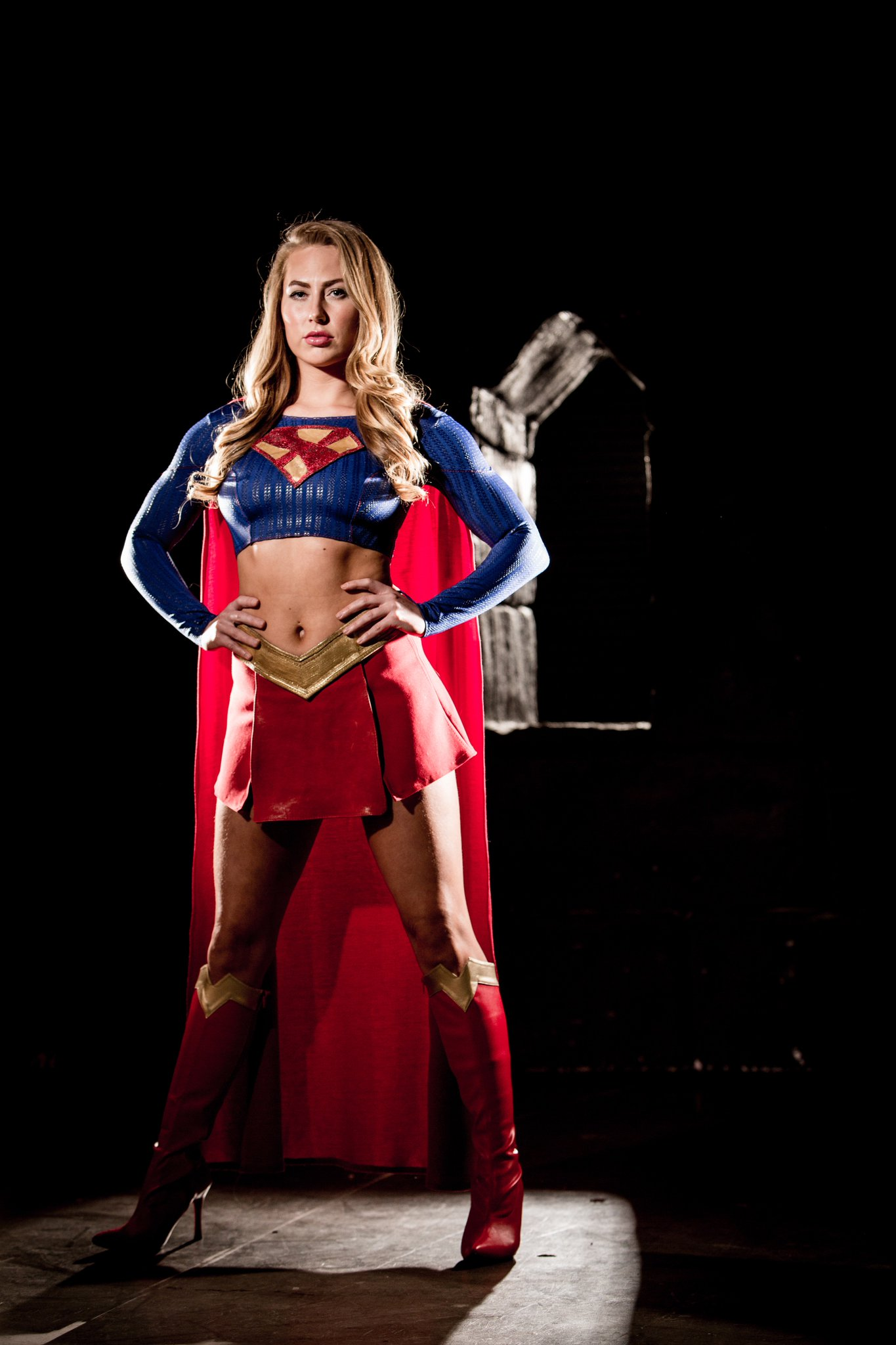 Carter Cruise Supergirl