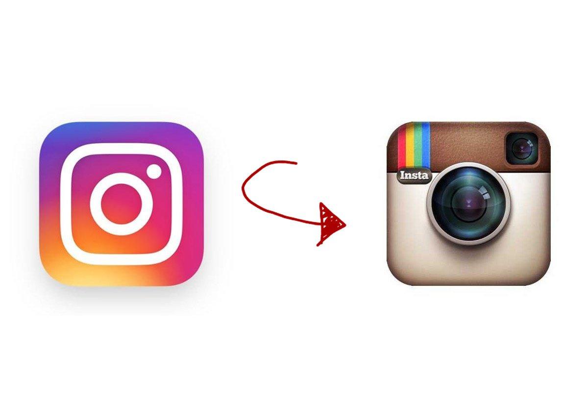 Как ставить лого на фото в инстаграм