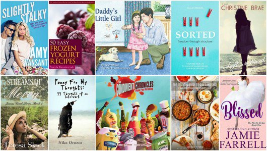 10 Free Kindle Ebooks: Daddy's Little Girl, Sorted, Blissed and More! https://t.co/NnwRxgnm4Y #discount https://t.co/6Ijpub7657
