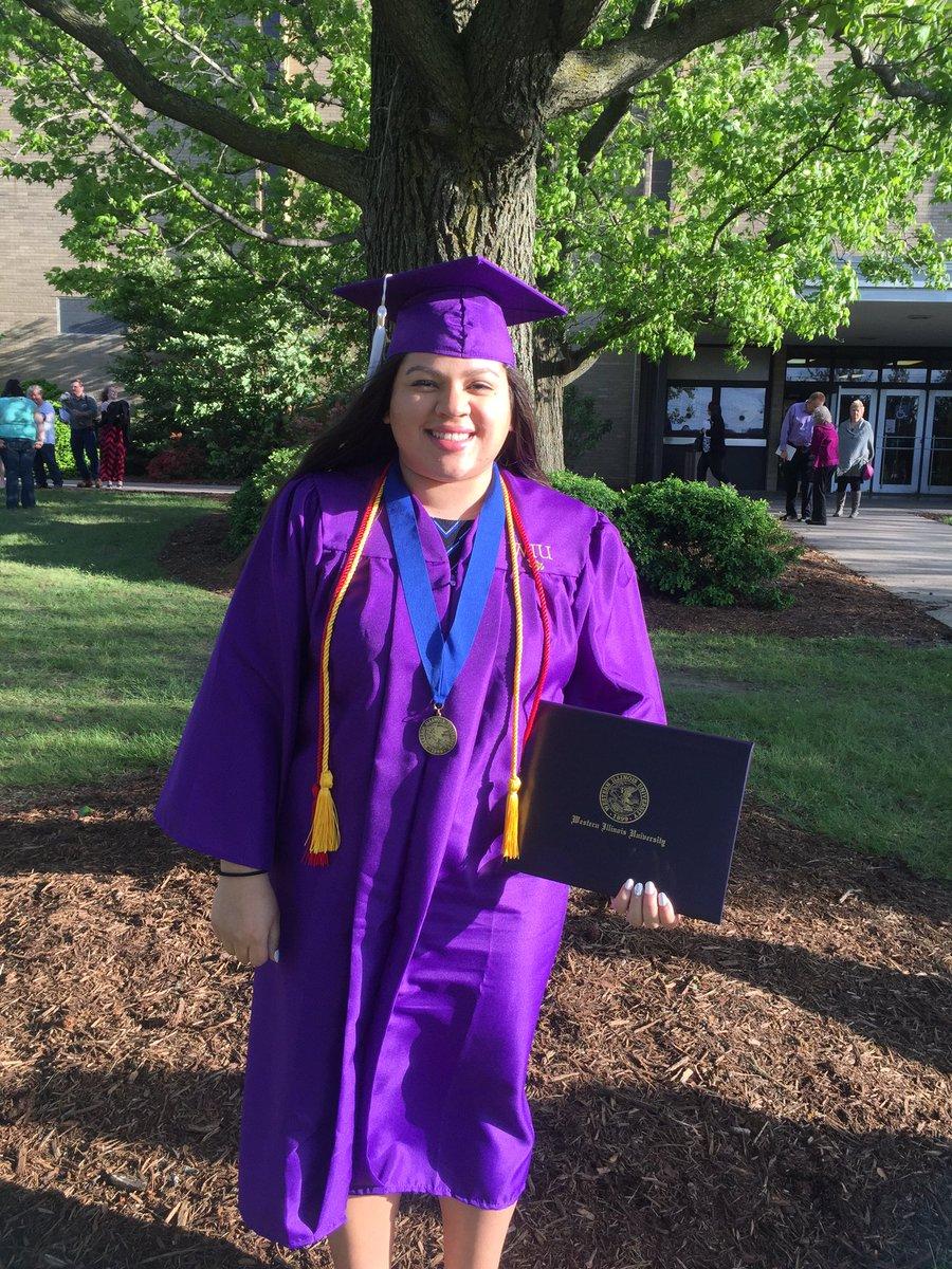Congratulations to our Department Scholar, Julia Rodriguez. @CAS_WIU #wiu #anthro https://t.co/lWwq659npF