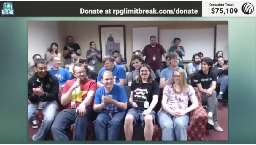 THANK YOU to @RPGLimitBreak for raising $75K during #RPGLB2016! We're beyond #Inspired #Honored #Grateful @NAMIUtah https://t.co/dlgCUcERmU