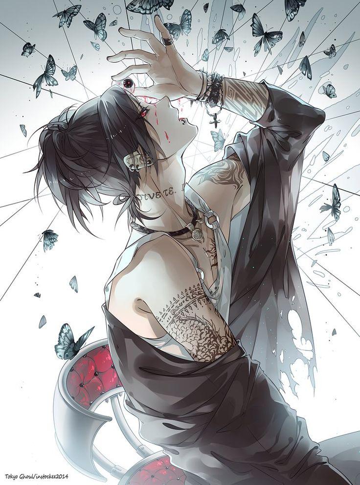 Art Photography On Twitter Anime Guys Bones Fanart Hobbit Tattoo Tco 8upUGxCHrb Beautiful Of Uta From
