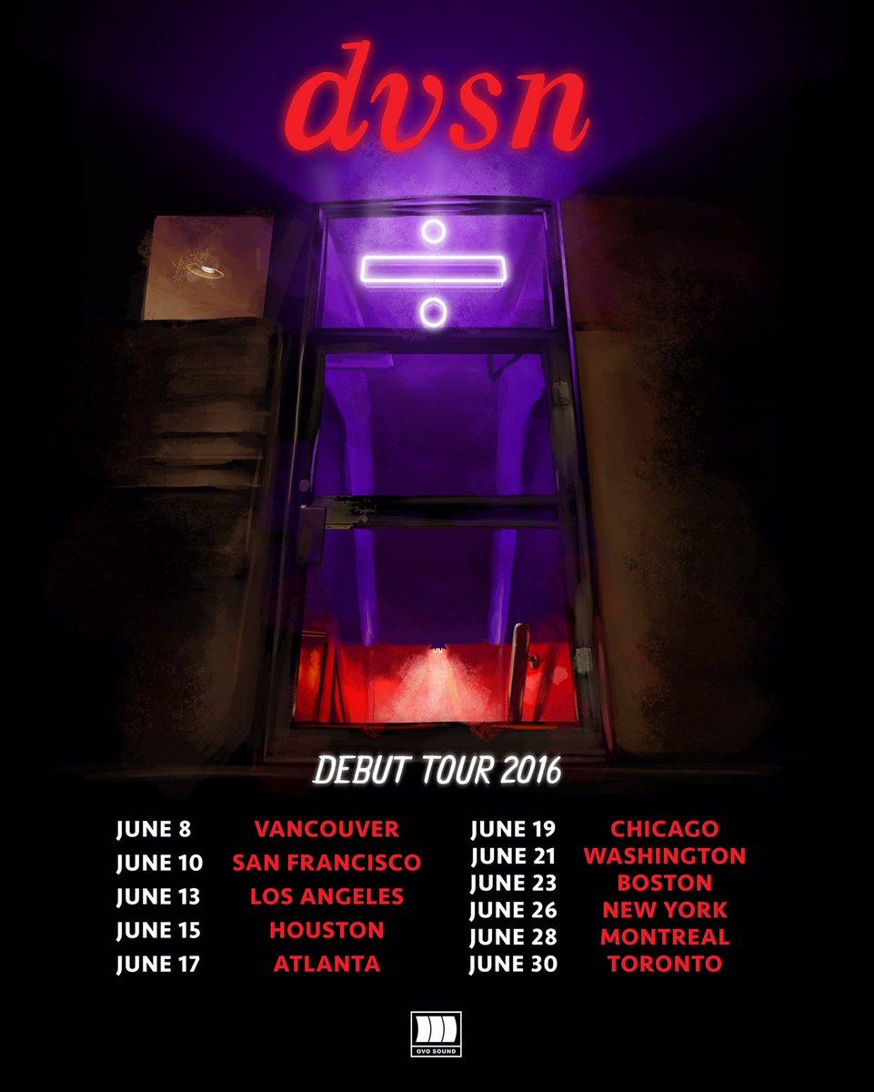 Dvsn Tour Dates
