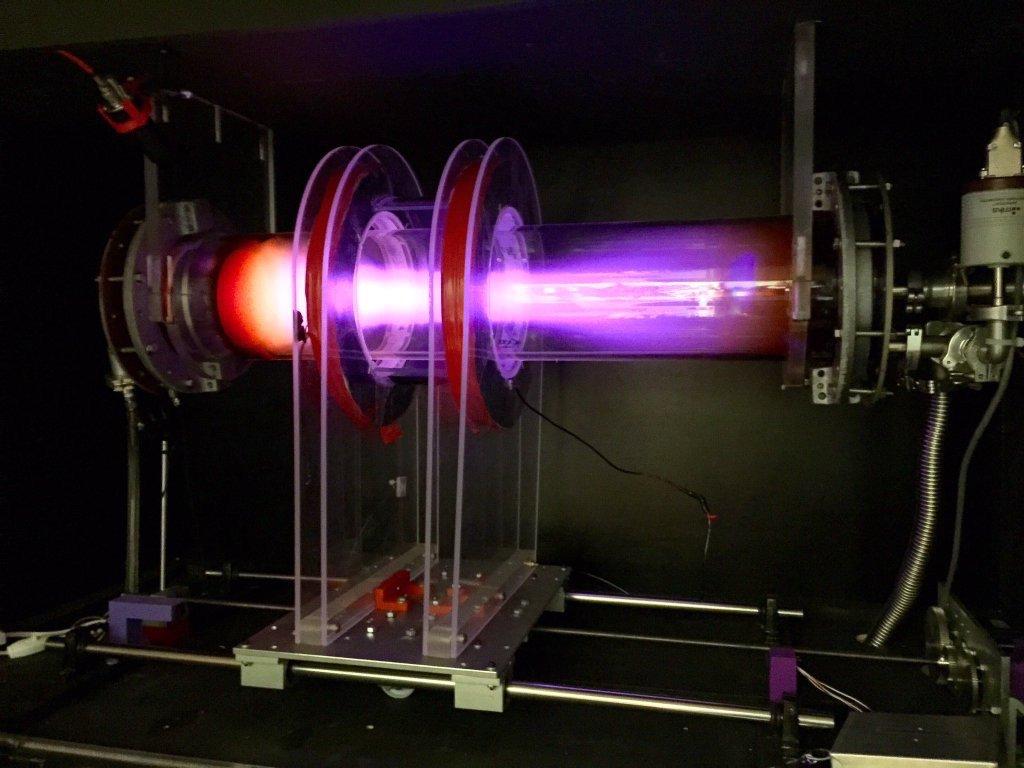 The plasma experiment