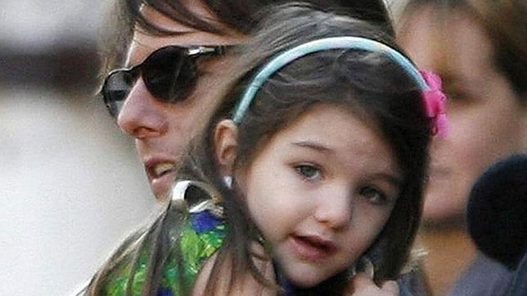 Suri, la figlia posseduta di Tom Cruise