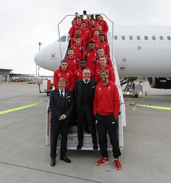[Video & Photos] Liverpool Squad Arrives In Basel Ahead Of