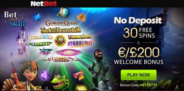 Netbet Vegas No Deposit Bonus